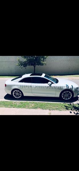 Audi A5 2.0T Luxury Multitronic usado (2012) color Blanco precio $200,000