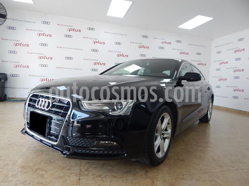Audi A5 Sportback 1.8T Luxury Multitronic usado (2014) color Negro precio $360,000