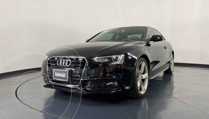 Foto Audi A5 2.0T S Line Quattro usado (2015) color Negro precio $344,999