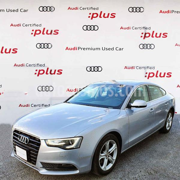 Audi A5 Sportback 1.8T Luxury Multitronic usado (2016) color Blanco precio $345,000