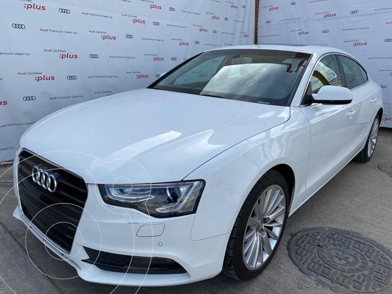 Audi A5 Sportback 1.8T Luxury Multitronic usado (2013) color Blanco precio $259,000