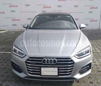 Audi A5 Sportback 2.0T Elite (252Hp) usado (2018) color Plata precio $615,010