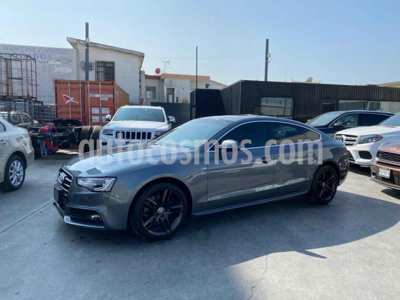 Audi A5 2.0T S Line Quattro usado (2014) color Gris precio $349,800