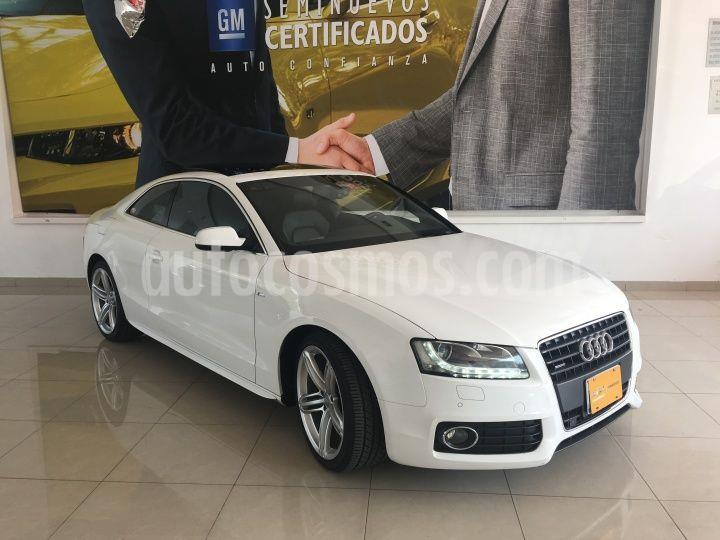Audi A5 2.0T S Line Quattro usado (2011) color Blanco precio $230,900