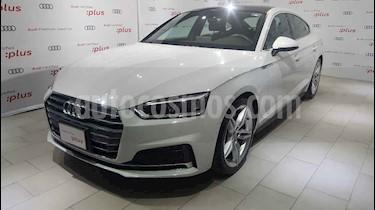 Foto Audi A5 Sportback 2.0T S-Line (252Hp) usado (2018) color Blanco precio $648,000