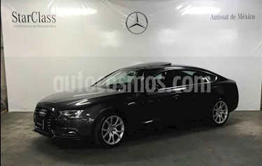 Audi A5 Sportback 2.0T Luxury Multitronic usado (2012) color Negro precio $239,000