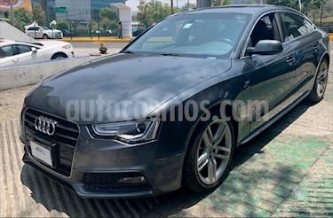 foto Audi A5 A5 2.0T 211  HP S-LINE SPORTBACK usado (2013) color Gris precio $279,900