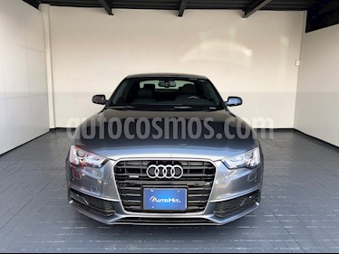 Audi A5 2.0T Trendy Plus Multitronic (225Hp) usado (2016) color Gris precio $433,000