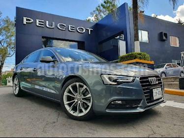 Audi A5 5p Luxury L4/2.0/T Aut usado (2016) color Gris precio $424,900