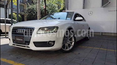 Audi A5 2.0T Luxury Multitronic (230Hp) usado (2011) color Blanco precio $225,000