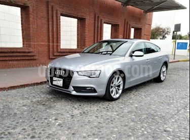 Audi A5 2.0T Luxury Multitronic (211Hp) usado (2015) color Plata precio $350,000
