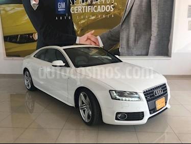 Audi A5 2.0T S Line Quattro usado (2011) color Blanco precio $244,900