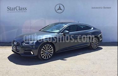 Audi A5 5p Elite L4/2.0/T Aut usado (2018) color Gris precio $574,900