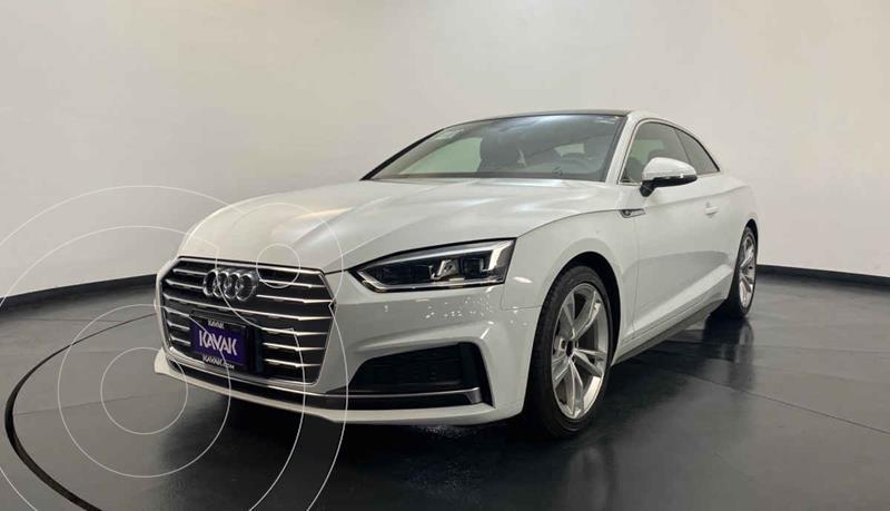 Audi A5 2.0T Elite (252Hp) usado (2018) color Blanco precio $524,999