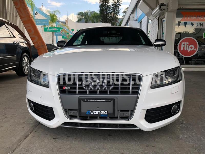 Audi A5 Sportback 45 TFSI Elite usado (2010) color Blanco precio $286,000