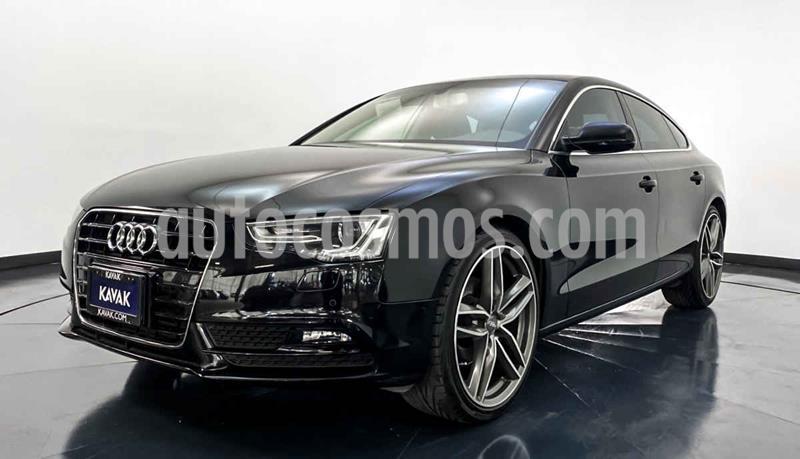 Audi A5 Sportback 1.8T Luxury Multitronic usado (2015) color Negro precio $329,999