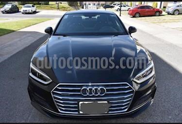 Audi A5 2.0T S-Line (252Hp) usado (2018) color Negro precio $460,000