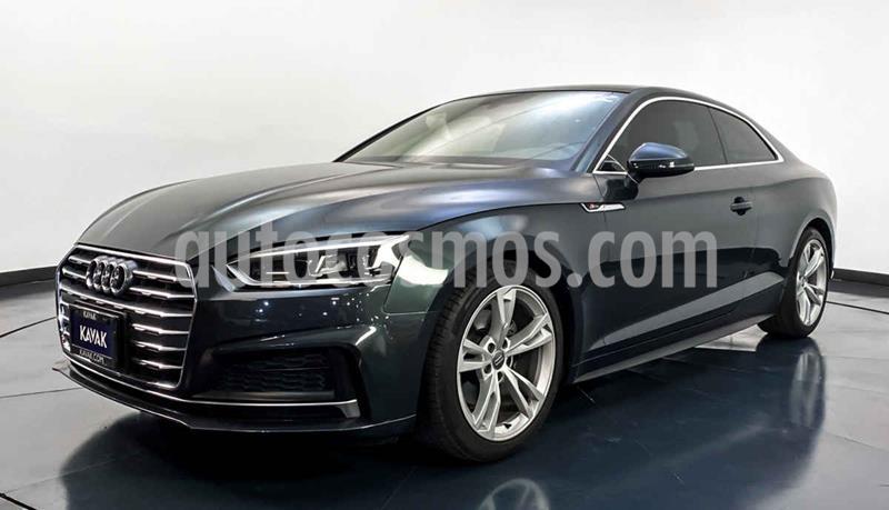 Audi A5 Cabriolet 2.0T usado (2018) color Gris precio $567,999