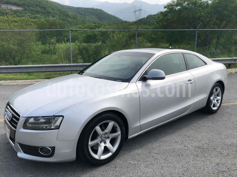 Audi A5 3.2L Elite Tiptronic Quattro usado (2008) color Plata precio $139,000