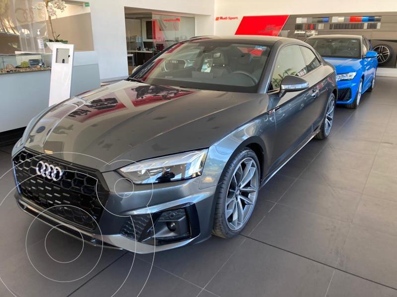 Audi A5 Coupe 40 TFSI S-Line nuevo color Gris precio $829,900