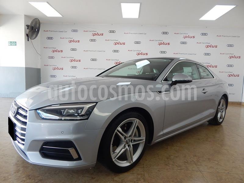Audi A5 3.2L Elite Tiptronic Quattro usado (2018) color Plata Dorado precio $580,000