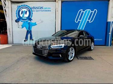Audi A5 2p Select L4/2.0/T Aut usado (2018) color Negro precio $230,000