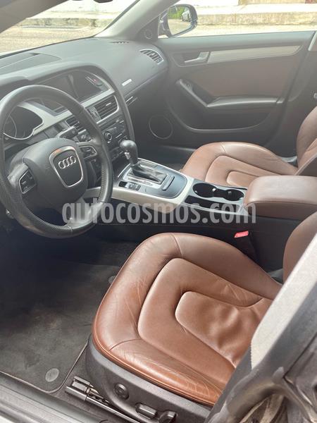 Audi A5 2.0T Luxury S-Tronic Quattro usado (2011) color Gris Quarzo precio $240,000
