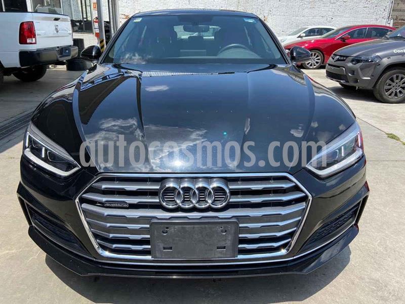 Audi A5 Sportback 3.2L Elite S-Tronic Quattro usado (2018) color Negro precio $551,000