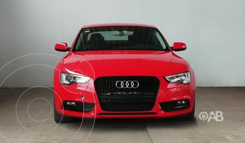 Foto Audi A5 2.0T Trendy Plus Multitronic (225Hp) usado (2015) color Rojo precio $363,900