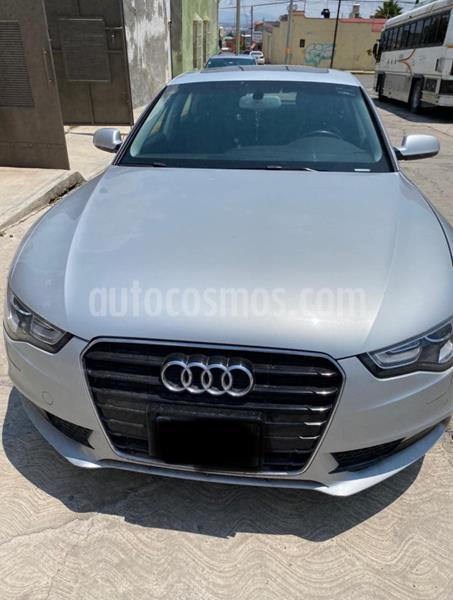 Audi A5 Sportback 1.8T Luxury Multitronic usado (2013) color Gris precio $245,000