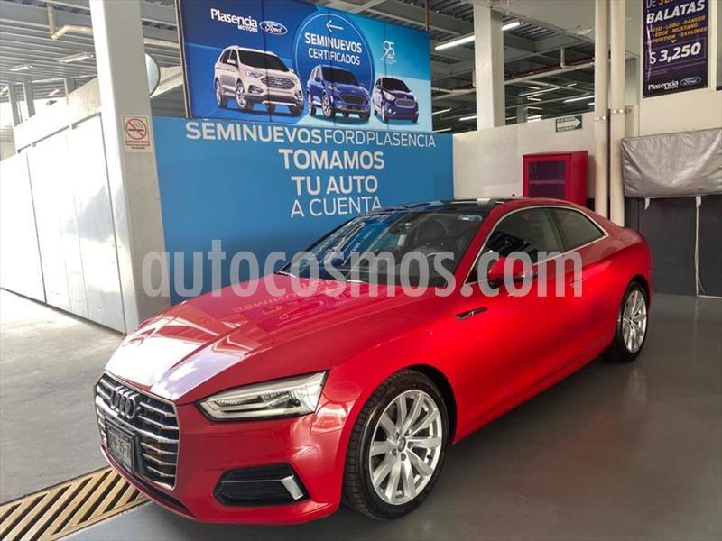 foto Audi A5 2.0T Select (190Hp) usado (2018) color Rojo precio $469,900