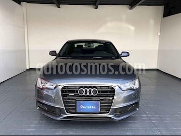 Audi A5 2p Trendy Plus L4/2.0/T Aut usado (2016) color Gris precio $447,000