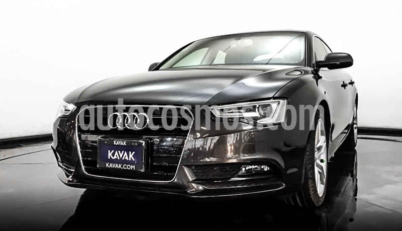 Audi A5 Sportback 2.0T Luxury Multitronic usado (2014) color Gris precio $319,999