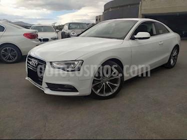Audi A5 2p Luxury L4/2.0/T Aut usado (2016) color Blanco precio $380,000