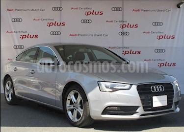 Audi A5 5p Luxury L4/1.8/177/T Aut usado (2016) color Plata precio $365,000