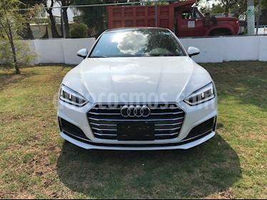 Audi A5 5p S Line L4/2.0/252/T Aut Quattro usado (2019) color Blanco precio $767,789