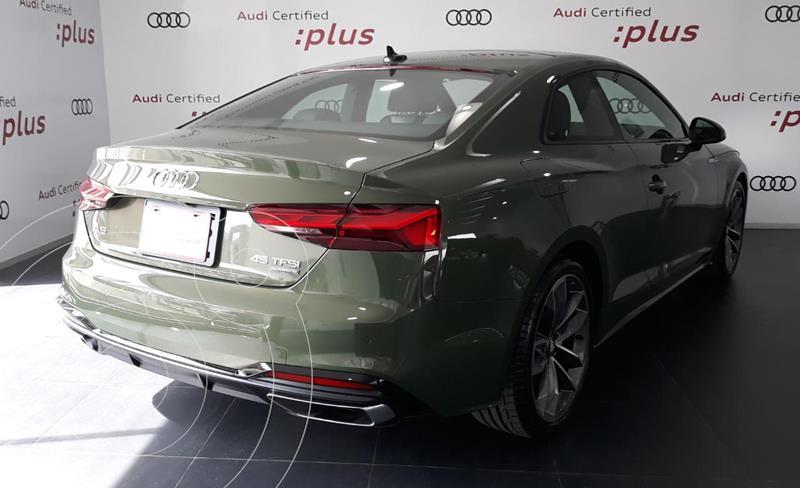 Foto Audi A5 45 TFSI S-Line usado (2021) color Verde precio $1,013,850