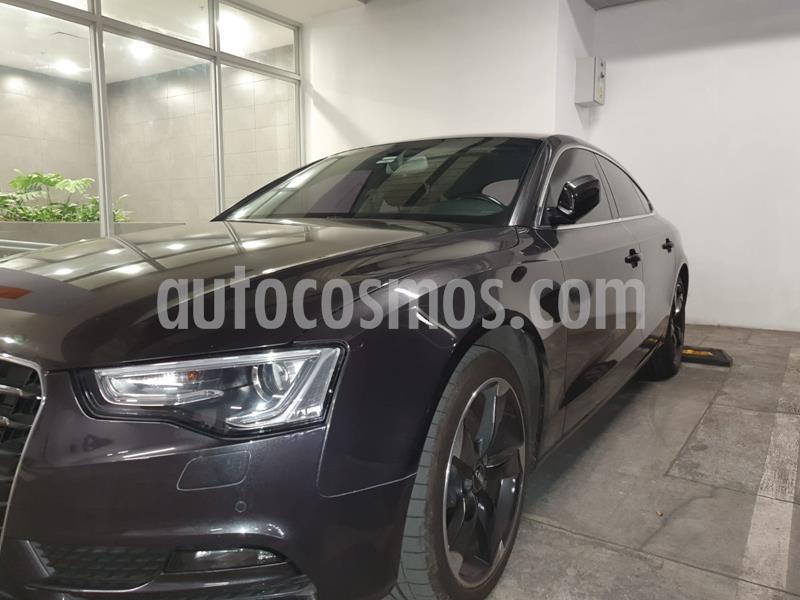 Audi A5 Sportback 2.0 T FSI Quattro S-tronic usado (2013) color Negro precio $18,000
