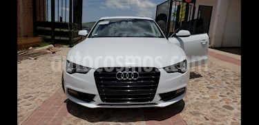 Audi A5 Sportback 1.8T Luxury Multitronic usado (2013) color Blanco Glaciar precio $325,000