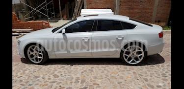Foto venta Auto Seminuevo Audi A5 Sportback 1.8T Luxury Multitronic (2013) color Blanco Glaciar precio $325,000