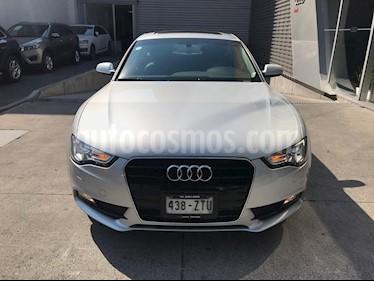 Foto venta Auto usado Audi A5 Sportback 1.8T Luxury Multitronic (2014) color Plata Hielo precio $299,000