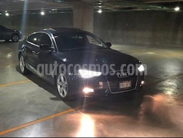 Audi A5 Sportback 1.8T Luxury Multitronic usado (2016) color Azul precio $400,000
