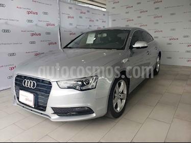 Foto venta Auto usado Audi A5 Sportback 1.8T Luxury Multitronic (2015) color Plata precio $329,000