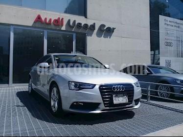 Foto venta Auto usado Audi A5 Sportback 1.8T Luxury Multitronic (2014) color Plata precio $310,000