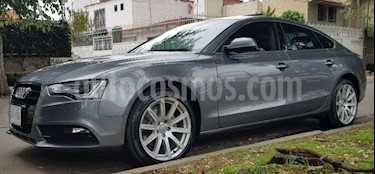 Audi A5 Sportback 1.8T Luxury Multitronic usado (2013) color Gris Dakota precio $265,000