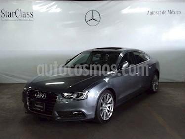 Foto venta Auto usado Audi A5 Sportback 1.8T Luxury Multitronic (2013) color Gris precio $298,999