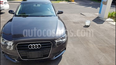 Audi A5 Sportback 1.8T Luxury Multitronic usado (2013) color Marron precio $299,000