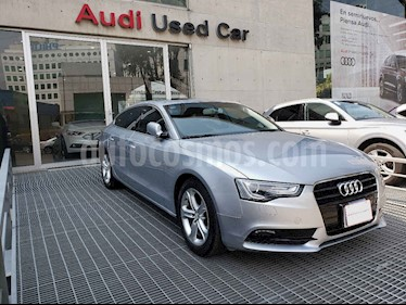 Foto venta Auto usado Audi A5 Sportback 1.8T Luxury Multitronic (2015) color Plata precio $340,000