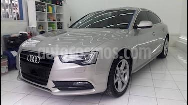 Foto venta Auto usado Audi A5 Sportback 2.0 T FSI Multitronic (2014) color Gris Condor