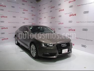 Foto venta Auto usado Audi A5 Sportback 2.0T Luxury Multitronic (2016) color Gris Dakota precio $450,000